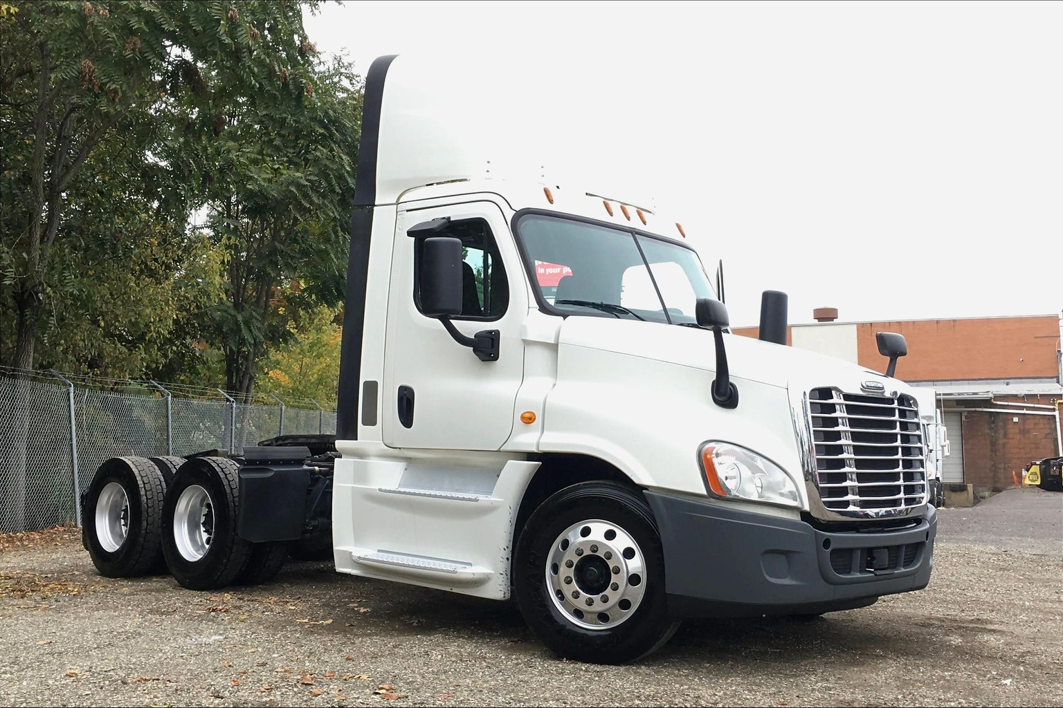 2014 Freightliner Corp. PX113064ST