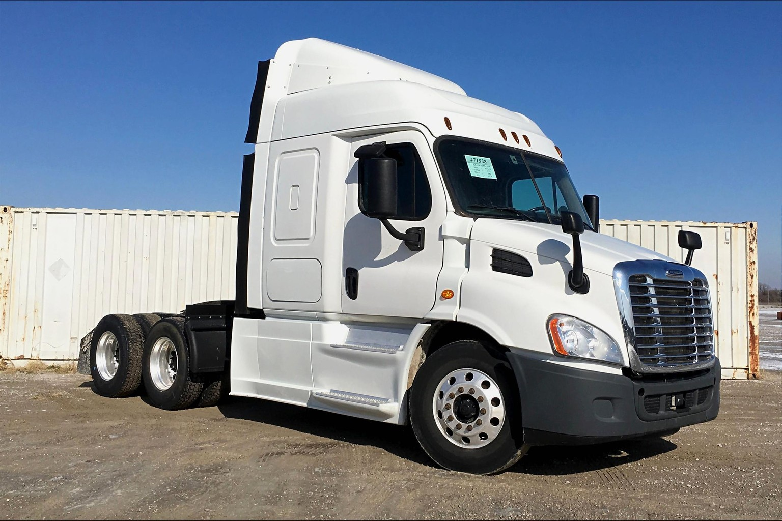 Pre-Owned 2016 Freightliner Corp. PX12564 Sleeper