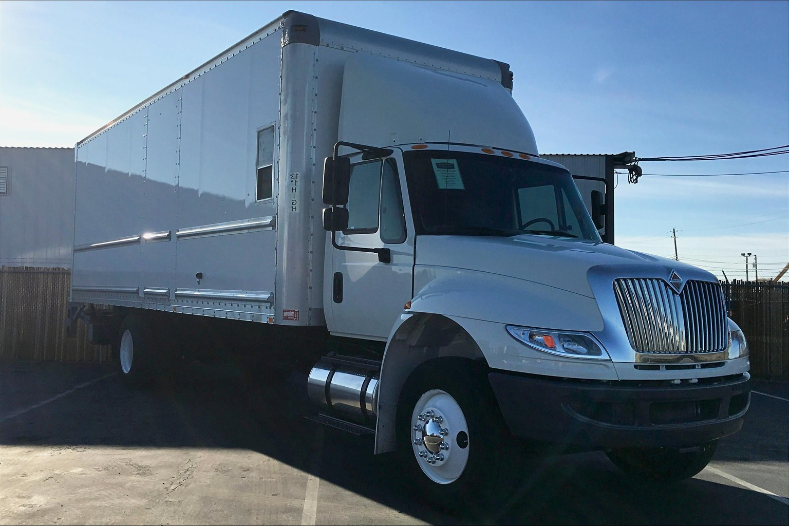 Pre-Owned 2019 International 4300 SBA 4X2 Medium Conventional