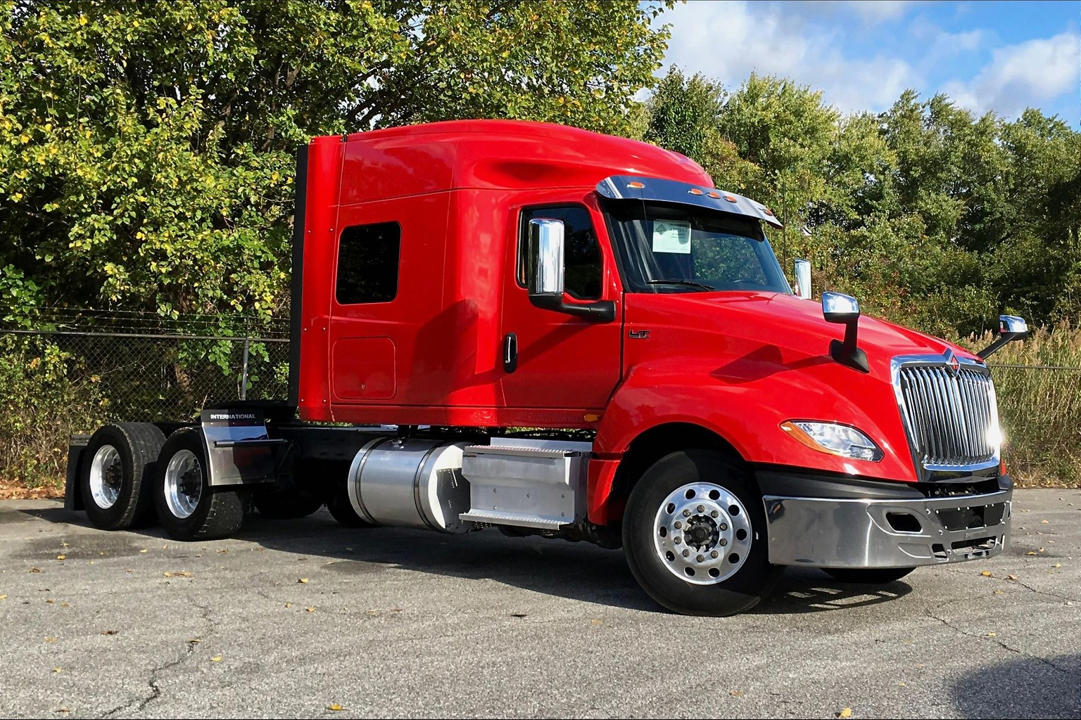 Certified Pre-Owned 2018 International LT625 6x4 Sleeper