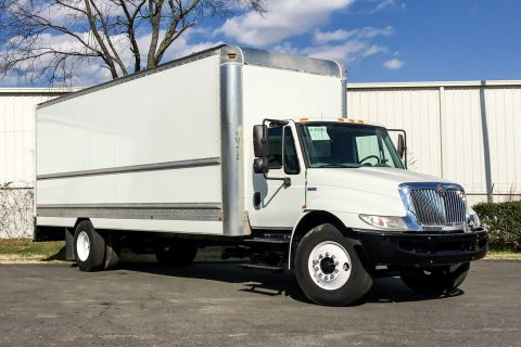 Pre-Owned 2013 International 4300 SBA 4X2 Medium Conventional