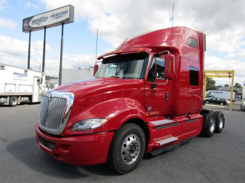 Certified Pre-Owned 2015 INTERNATIONAL PROSTAR+ Heavy Duty Trucks - Conventional Trucks w/ Sleeper