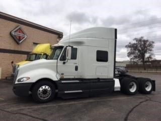 Certified Pre-Owned 2016 International PROSTAR+ 122 6x4 Sleeper