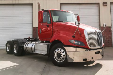 Pre-Owned 2016 International PROSTAR+ 122 6x4 Day Cab