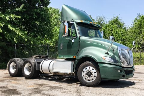 Pre-Owned 2015 International PROSTAR+ 122 6x4 Day Cab
